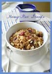 My Best Recipe: Honey-Flax Granola