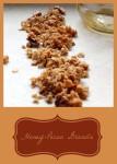 Honey-Pecan Granola
